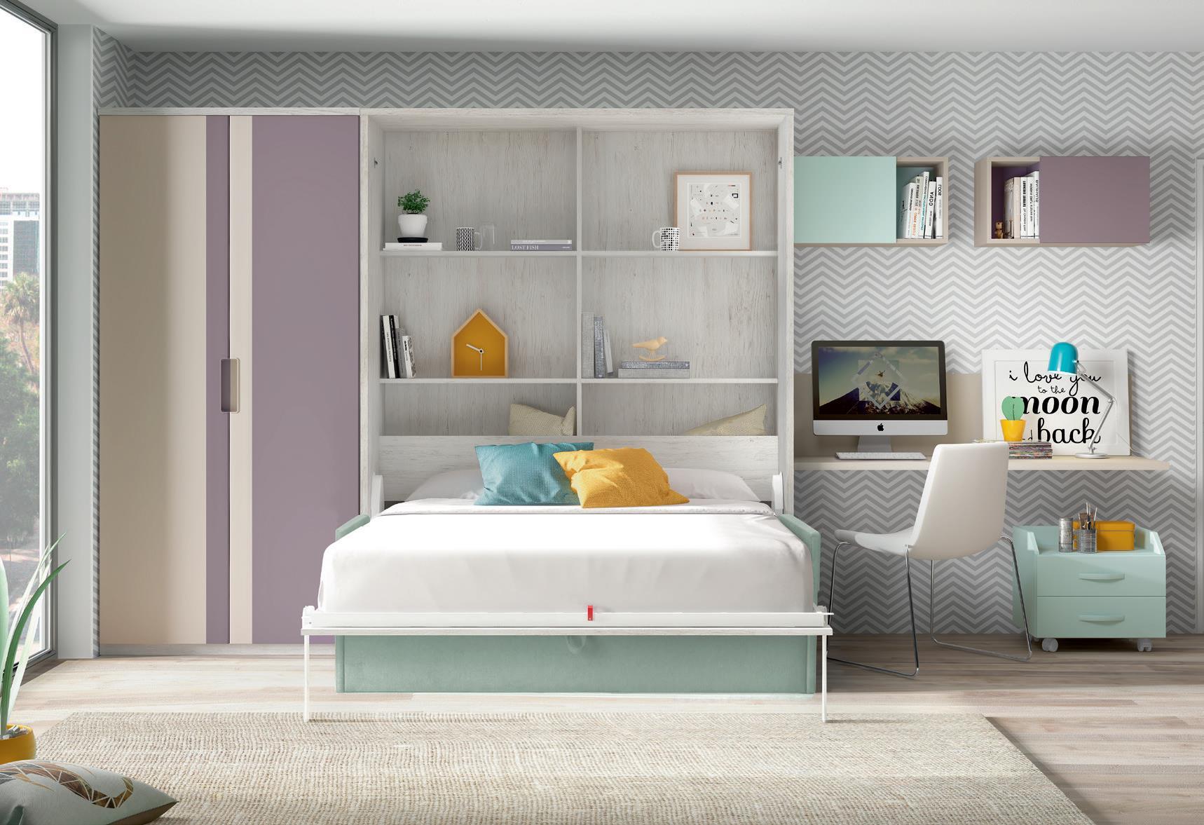 Dormitorios Juveniles De Calidad.Diseno Juvenil Mueble Juvenil En Madrid