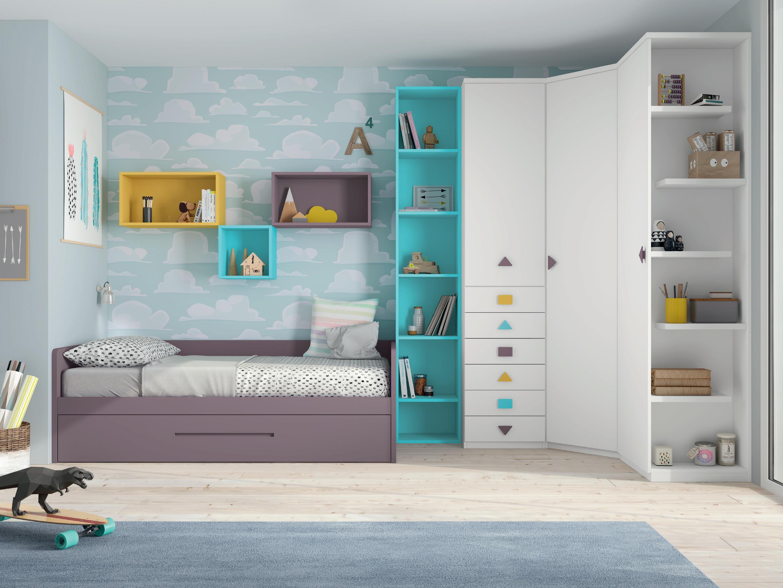 Todo en mueble juvenil para su hogar for Todo en muebles